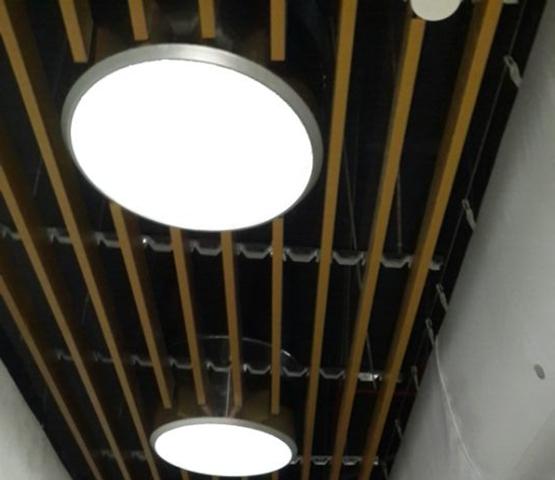 低碳城光导照明应用